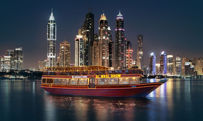 TripsInBudget – Dubai (Dhow Cruise Dinner) Int Package Pic 4